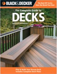 "Black & Decker 194988 Decks Book, 8.25"" x 10.8125'' at Sears.com"