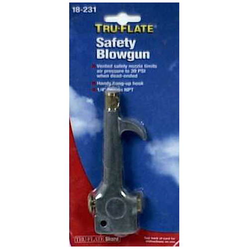 "TRU-FLATE Safety Air Blowgun - 1/4"" Npt at Sears.com"