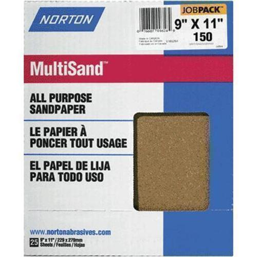 "SHEAR SHARP 150 Fine Grit Multi Sandpaper 9"" x 11"" at Sears.com"