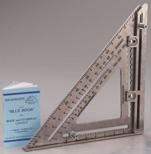 "Swanson Tool ""Rafter"" Square 12"" at Sears.com"