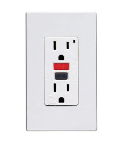 Leviton Ground Fault Circuit Interrupter Duplex Receptacle 20Amp at Sears.com