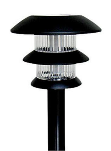 Yards & Beyond Solar LED Pathway Light, Three-Tier, Pagoda, Pack-6 at Sears.com