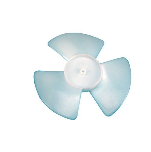 "US HARDWARE V-008C Mobile Home Exhaust Fan Blade, 6-1/2"", White at Sears.com"