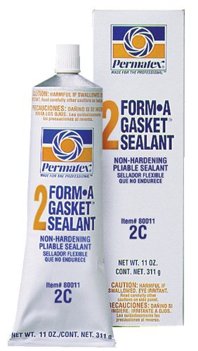 Permatex 80011 Form-A-Gasket No. 2 Gasket Sealant, 11 Oz at Sears.com