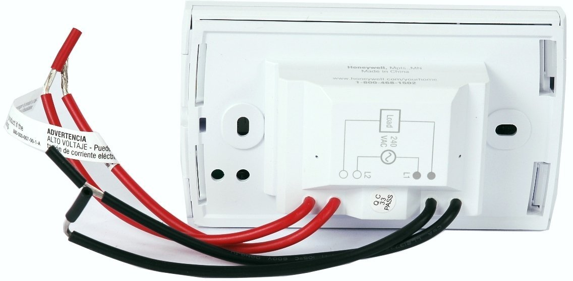 Honeywell TL8230A1003 Thermostat Electric Heat Digital 7 day programmable at Sears.com