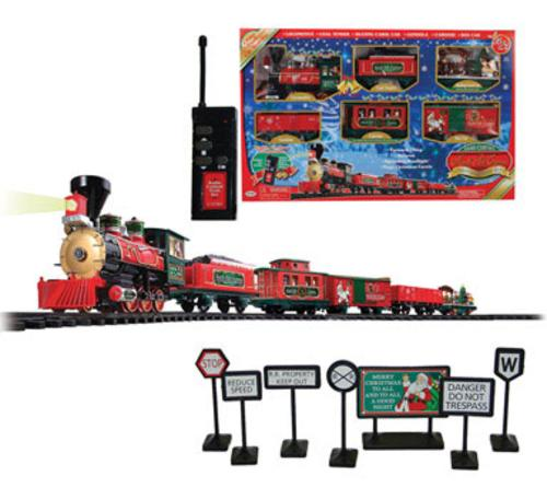 Sterling 90210072 Battery Operated Plastic Train, 36-Piece at Sears.com