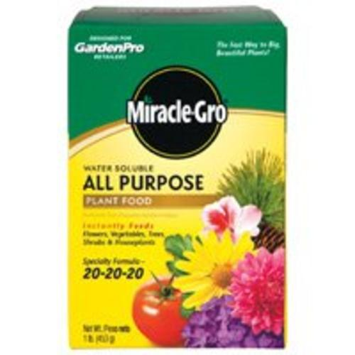 Miracle Gro 135001 All Purpose Plant Food, 1Lb/12 at Sears.com