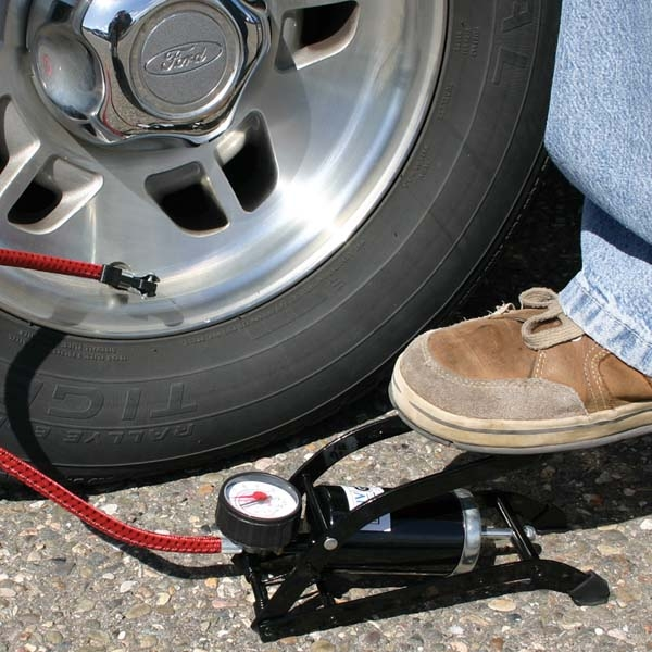 Slime 2061-A Single Cyclinder Foot Tire Pump at Sears.com