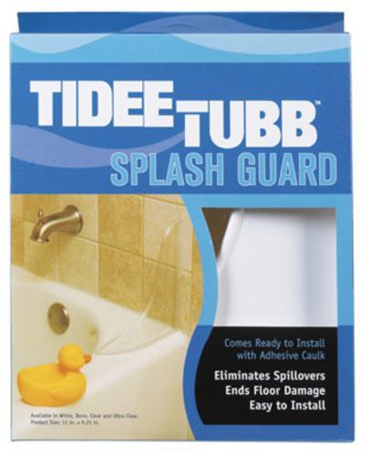 Plumb Pak 5TT-W Tidee-Tubb Splash Guard, 11