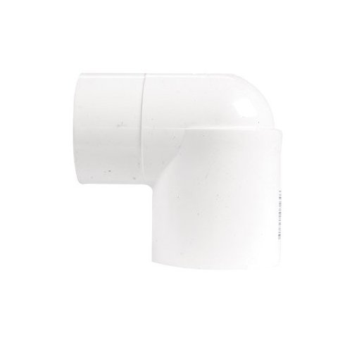 "Charlotte Pipe & Found Pvc 90 Degree Street Elbow White 2"" at Sears.com"