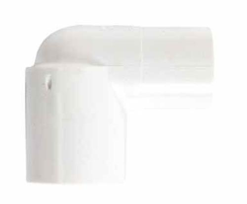 "Charlotte Pipe & Found Pvc 90 Degree Street Elbow 1"" - White at Sears.com"