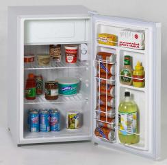 Avanti Compact Counterhigh Refrigerator 4.4 Cu. Ft. White at Sears.com