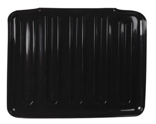 "Rubbermaid Black Side Dish Drainer Tray 14.8"" x 18"" at Sears.com"