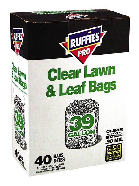 Ruffies Pro Lawn & Leaf Bags at Sears.com