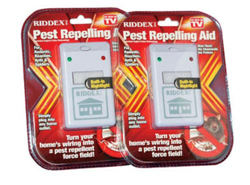 As Seen On TV Riddex Plus Pest Control, seen on tv riddex, lot of 8 at Sears.com