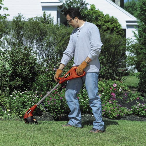 "Black & Decker 9"" Cordless Trimmer Edger at Sears.com"