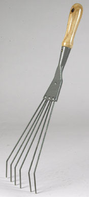 "Lawn & Garden Shrub Rake Short Handle 20"" at Sears.com"