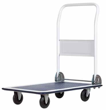 Apex 4-Wheel Platform Cart Trolley 300 lbs. Capacity 29 in. Lx18-5/8 in. W at Sears.com