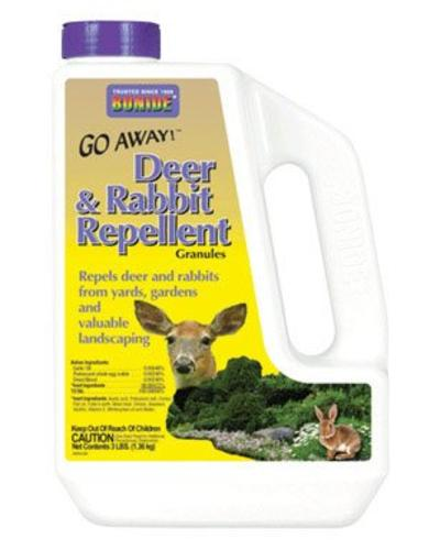 Bonide 227 Go Away Deer & Rabbit Repellent, 3 Lb at Sears.com