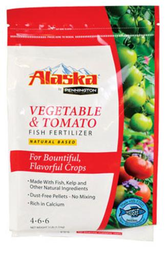 Pennington 100504561 Vegetable And Tomato Fish Fertilizer, 3 Lbs at Sears.com