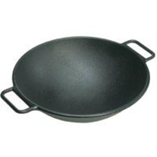 "Lodge P14W3 Wok With Loop Handle, 14"" at Sears.com"