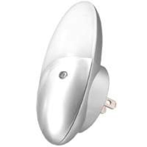Sylvania 72022 LED Color Changing Night Light, Silver at Sears.com