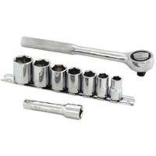 "Mintcraft Socket Wrench Set Drive 3/8"" 10Pc at Sears.com"