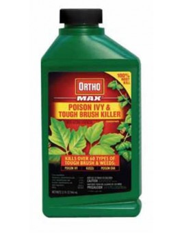 Ortho Max 0473010 Poison Ivy And Tough Brush Killer 32 Oz