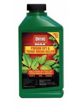 Ortho Max 0473010 Poison Ivy And Tough Brush Killer 32 Oz