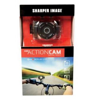 Sharper Image SVC400 HD Action Cam 8 Megapixel