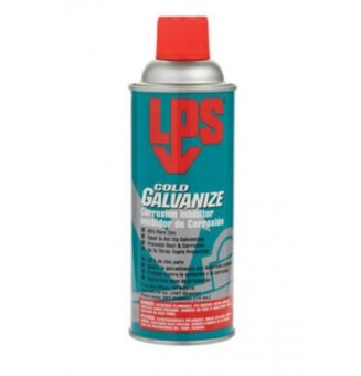 LPS 00516 Cold Galvanize Corrosion Inhibitor, 14 Oz