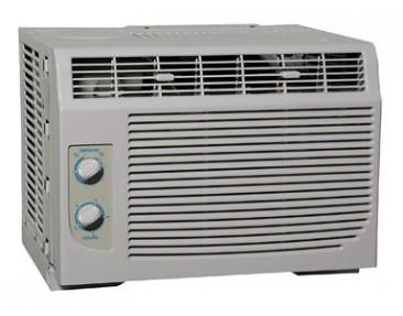 Comfort Aire RG 51G Room Air Conditioner, 5000 BTU, 115 Volt