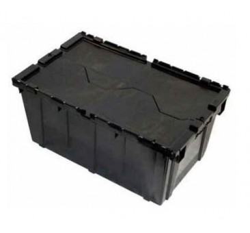 Monoflo DC-20-610-11-00 Storage Tote, 16 Gallon, Black