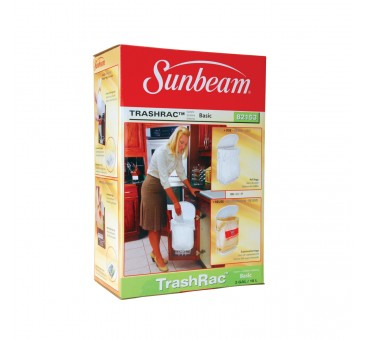 Sunbeam 82153 Trashrac Basic Rack, 3 Gallon
