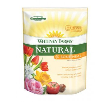 Scotts 109128 Whitney Farms Natural Bone Meal, 3 Lbs