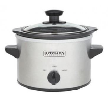 Kitchen Selectives SC-152 Slow Cooker, 1.5 Quarts
