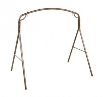 Jack-Post Woodlawn Swing Frame, Bronze