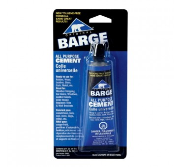 Quabaug DA081 Barge Cement Glue, 2 Oz.