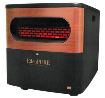 Eden Pure A5095 EdenPure GEN2 Quartz Infrared Portable Heater, 5,000 BTU's