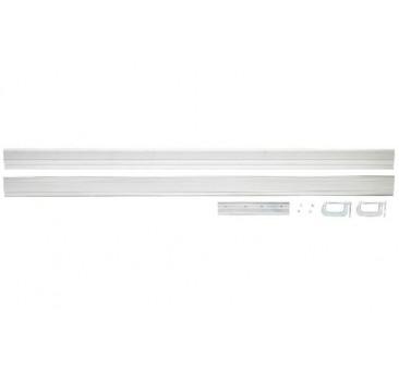 """Johnson J4900 Tru-Line Aluminum Cutting Guide, 98"""""""