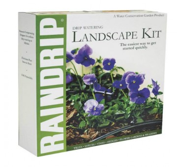 Raindrip R530DP Drip Watering Landscape Kit with Anti-Syphon