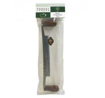 """Robert Larson 500-1320 Two Cherries Straight Draw Knife, 19"""""""