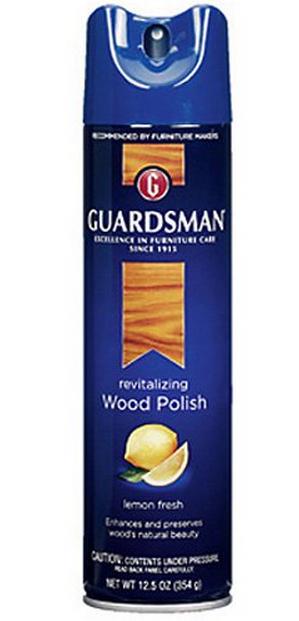 guardsman wax free furniture polish 2