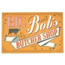 Ore Pet M1279 Big Bob's Butcher Shop Pet Placemat