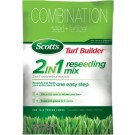 Scotts 18324 Turf Builder 2-In-1 Tall Fescue Reseeding Mix, 20 lbs