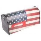 Sainty 25-026 Old Glory Flag Mail Box