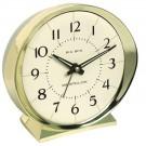 Westclox 10605 Keywound Goldtone Alarm Clock