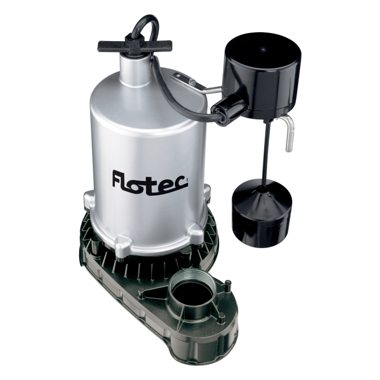 Flotec FPZT7450 Submersible High Output Sump Pump, 3/4 HP, Vertical Switch at Sears.com