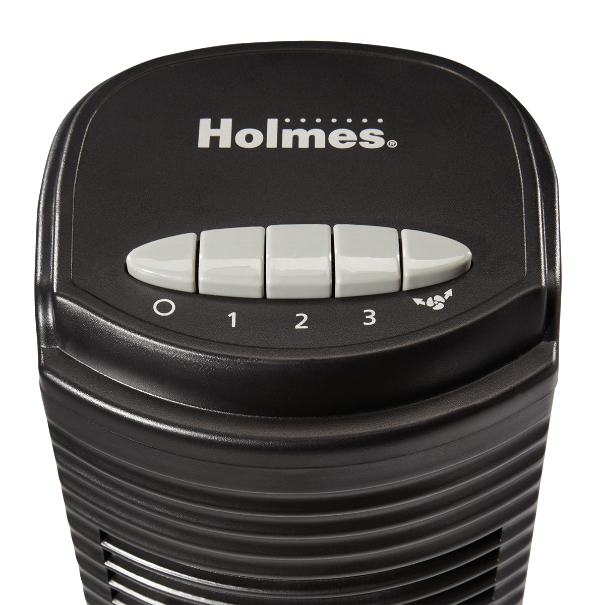 "Holmes HTF3110A-BTM Tower Fan, 31"", Black at Sears.com"