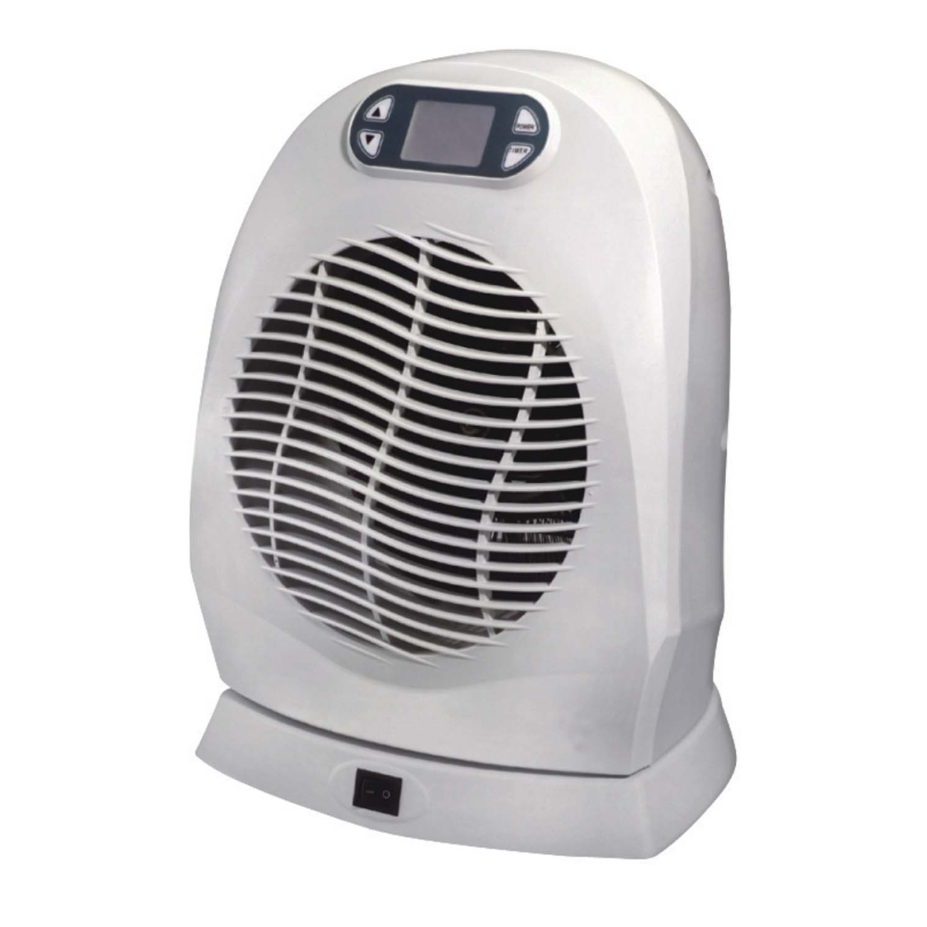 Pelonis HF-0019 Oscillating Heater, 1000/1500 W, Off-White at Sears.com